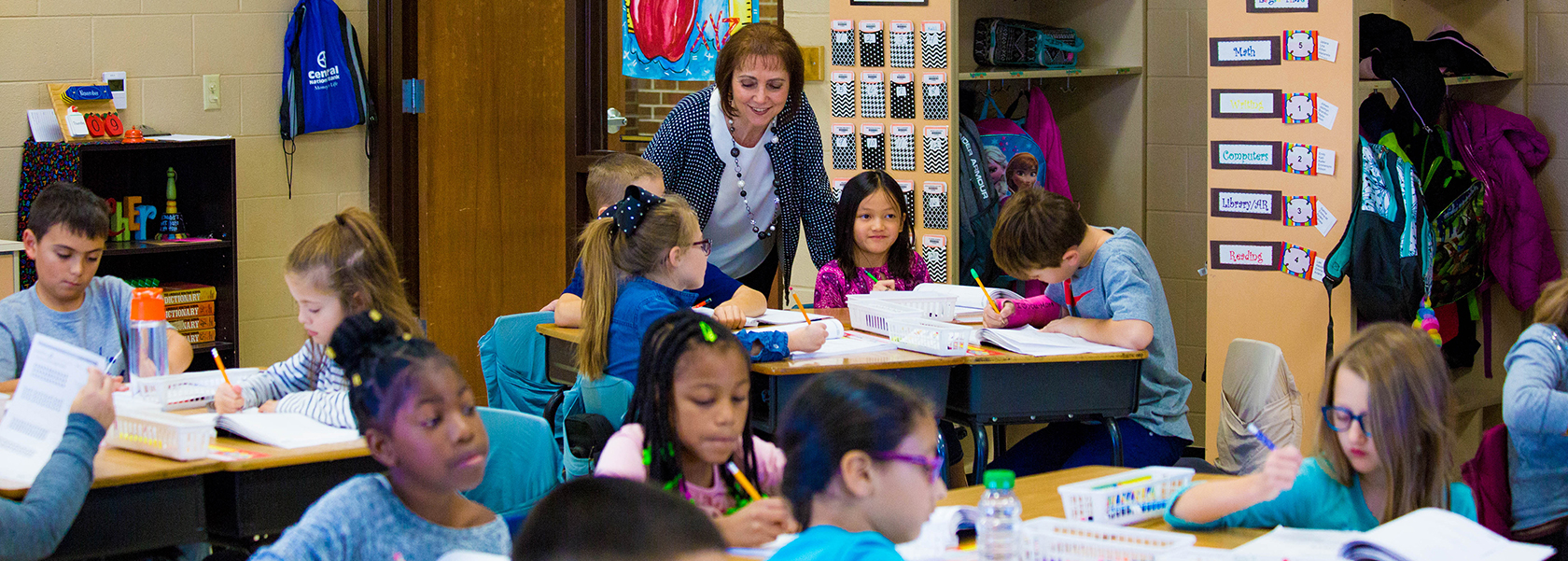 Susan Kamphaus Working with Students