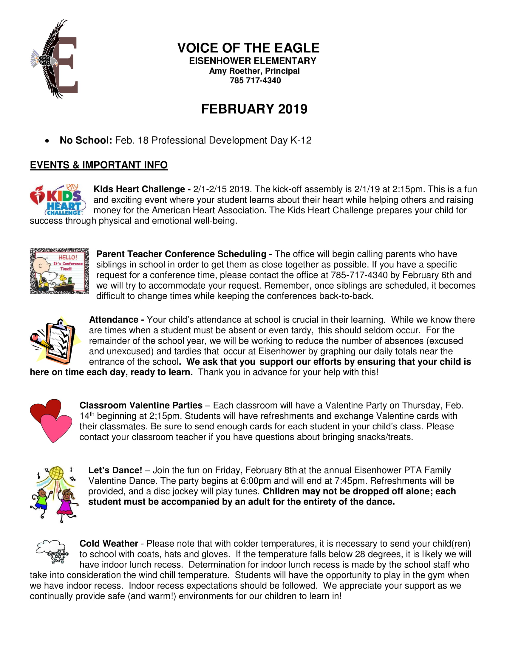 Picture of February Newsletter